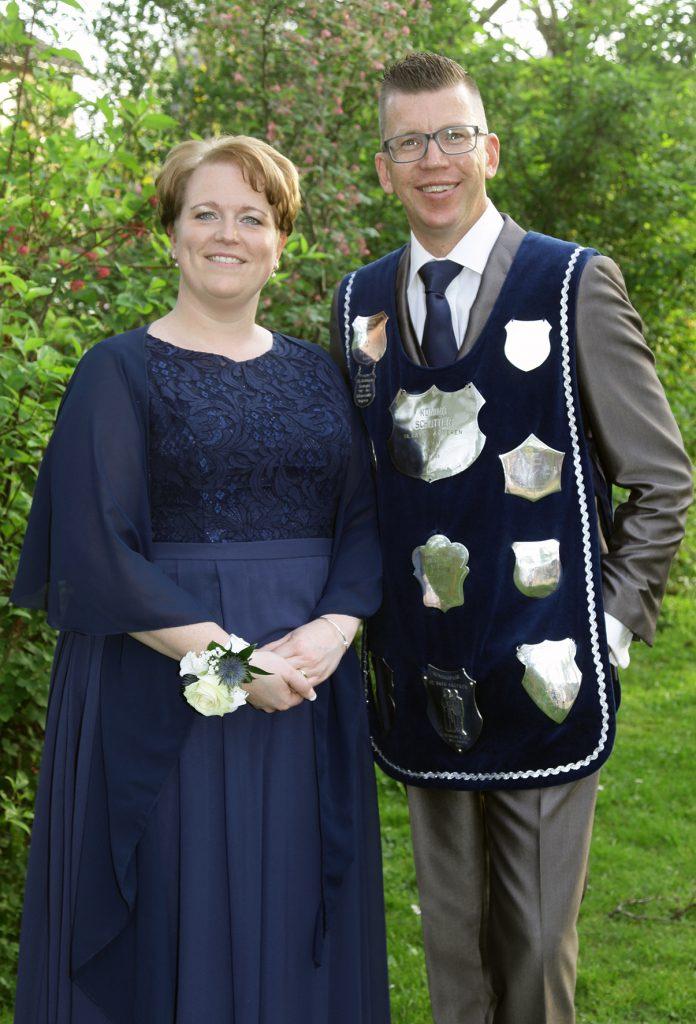 (2018) Ronald Dikker en Debby Slinkman